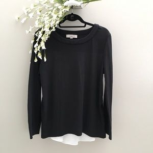 Loft Sweater Top